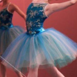 Curtain call ballet tutu pointe costume